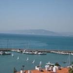 Пристанището на Балчик - яхтички