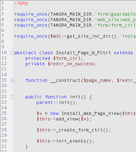 zend_code_folding